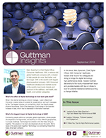 Guttman Insights September 2018
